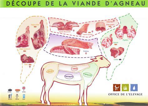 Cuisiner Du Boeuf - differents morceaux de l 39 agneau cuisiner l 39 agneau
