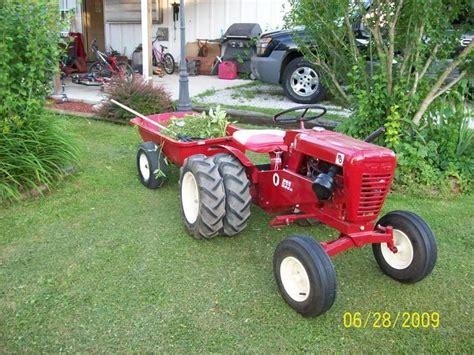 garden tractors for vintage garden tractors for