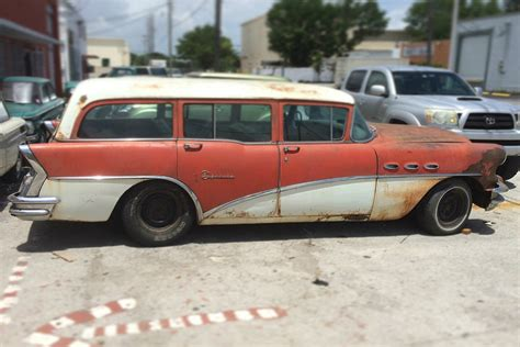 Big Buick by Big Bad Buick 1956 Buick Special Wagon