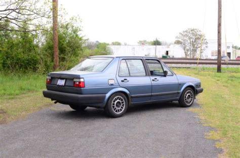 Purchase New 1986 Vw Jetta Idi Diesel Tdi 50+ Mpg Tons Of