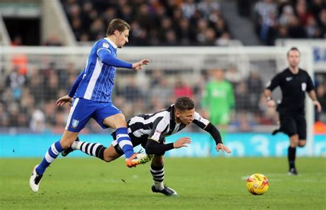 Newcastle 0-1 Sheffield Wednesday: Read Lee Ryder's player ...
