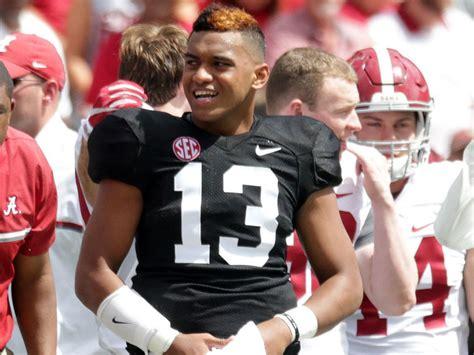 Lane Kiffin Compares Alabama's Tagovailoa To Steve Young