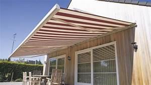 Store Banne 7m : patio awning canopy b25 standard brustor ~ Edinachiropracticcenter.com Idées de Décoration