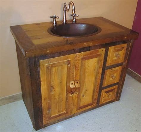 Bathroom Etsy by Reclaimed Wood Bathroom Vanity By Barnwoodfurniture72 On Etsy