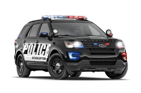 ford police interceptor police tested street