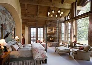 Decoracion de dormitorios rusticos