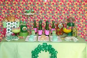 Sweet Party Day : party sweet party st patrick 39 s day dessert table ~ Melissatoandfro.com Idées de Décoration
