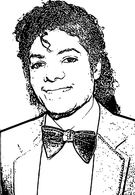 michael jackson coloring pages   coloring