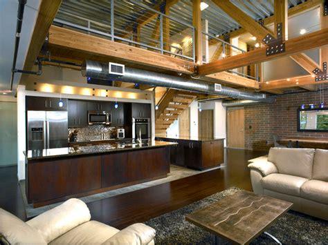 cuisine loft industriel hamilton loft industriel cuisine détroit par roger