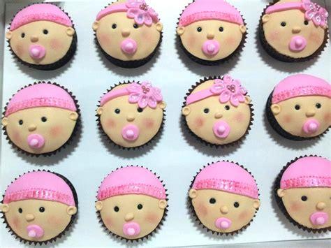 baby face cupcakes cute cupcake ideas