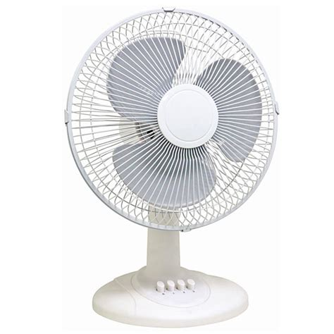Oscillating Desk Fan 16 by 16 In Oscillating Table Fan 3 Speeds Rona