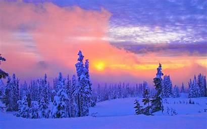 Winter Scenery Wallpapers Desktop Backgrounds Scenes Quotes