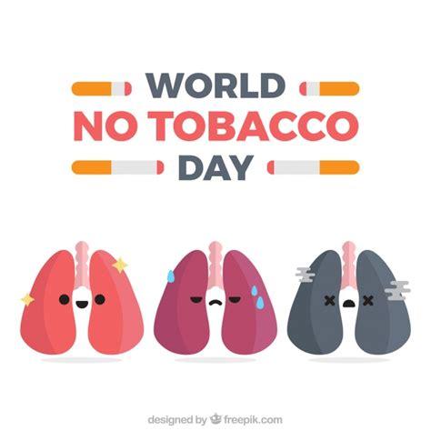 anti raucher farbe anti raucher tag hintergrund mit mehreren lungen
