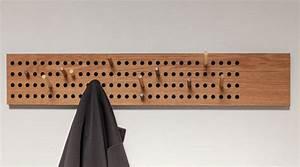 Designer Garderobe Holz : design garderobe scoreboard von we do wood ~ Sanjose-hotels-ca.com Haus und Dekorationen