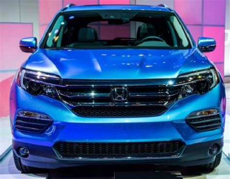 What Will The 2020 Honda Pilot Look Like by 2020 Honda Pilot Hybrid Changes Interior 2019 And 2020