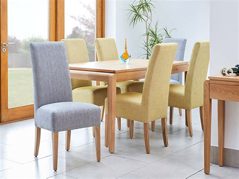 clean fabric dining chairs  chair people