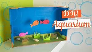 Activité Manuelle été : activit manuelle t aquarium diy avec familysph re youtube ~ Melissatoandfro.com Idées de Décoration