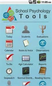 School Psychology Tools