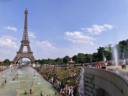 Paris History Hottest France Independent Flights Cancelled