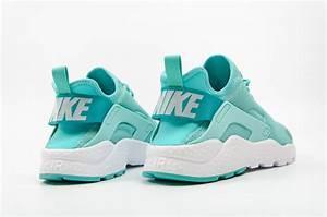 Nike WMNS Air Huarache Run Ultra Bleue Turquoise 819151 300 footdistrict