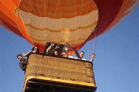 Hot Air Balloon Flight from Barcelona 2020