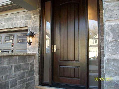 executive exterior doors