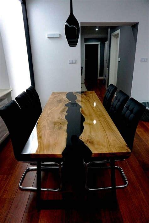 black river table   order reclaimed design