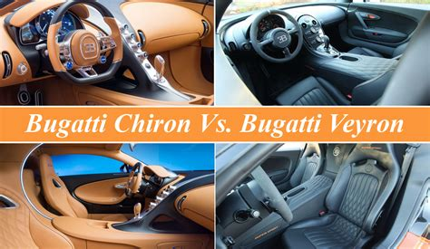 There are nearly 25 years between the eb110 and the chiron. Bugatti Chiron Vs. Bugatti Veyron Gallery 669119 | Top Speed