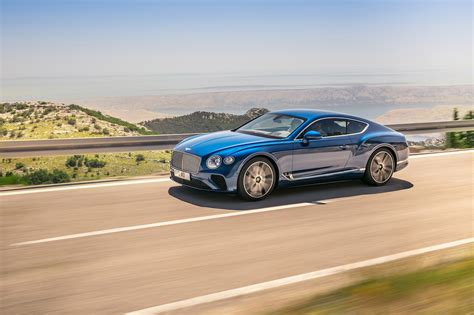 2019 Bentley Continental Gt First Look