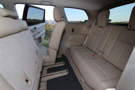 nissan pathfinder 2015 interior 2015 nissan pathfinder 4x4 review with video the truth