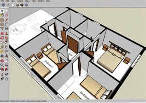 Sketchup Tutorial Floor Plan