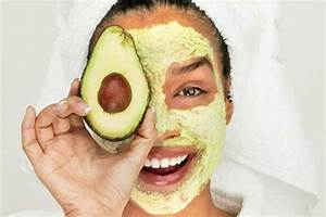 Avocado mask recipe