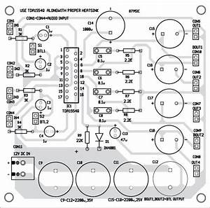 4 Channel Multi Mode Audio Amplifier