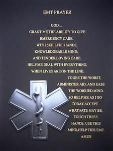 Emt Patient Assessment Emt Prayer God Please Grant Me The Ability Always Emt