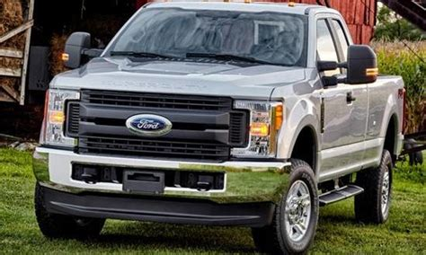 2018 Duty Changes by 2018 Ford Duty Redesign And Changes Ford Redesigns