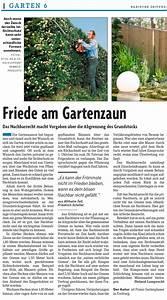 Nachbarrecht Baden Württemberg : presse helmut lamprecht gartenplaner ~ Whattoseeinmadrid.com Haus und Dekorationen