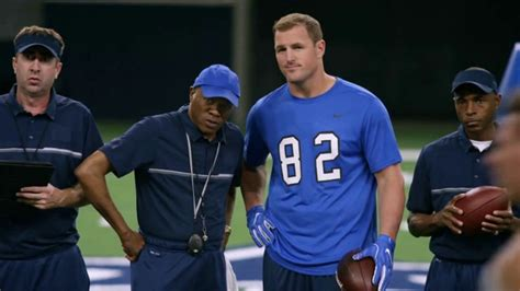 geico tv commercial tryouts featuring jason witten