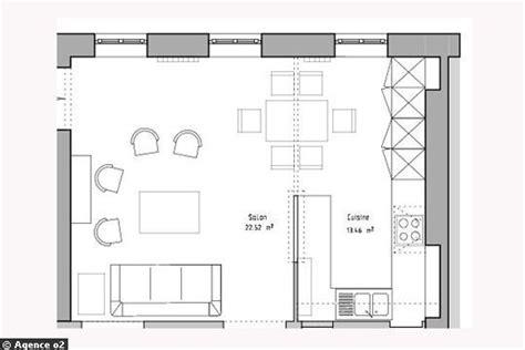 plan cuisine americaine 12 idées de cuisines avec plans et photos côté maison