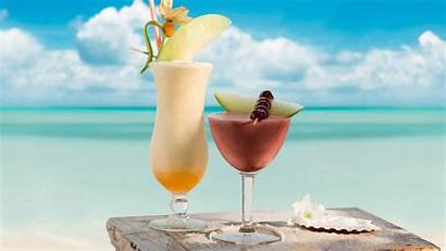 Beach Summer Fruity Drinks Alcohol Cocktails Ipicturee