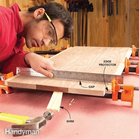 Edge Gluing Boards   The Family Handyman
