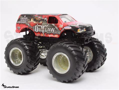 wheels monster jam truck wheels monster jam truck iron outlaw metal base die