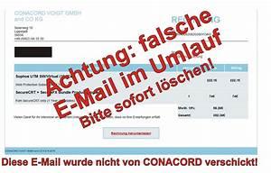 Falsche Rechnung : conacord ~ Themetempest.com Abrechnung