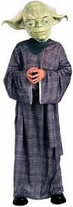 Star Wars Kinder Kostüm : star wars deluxe kinder kost m yoda ebay ~ Frokenaadalensverden.com Haus und Dekorationen