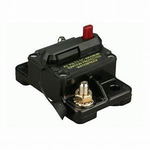 Installbay Circuit Breaker  Usa Cooper Bussman