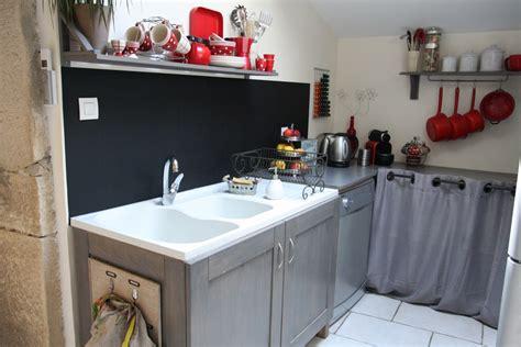 ma cuisine by un tableau noir dans ma cuisine debobrico