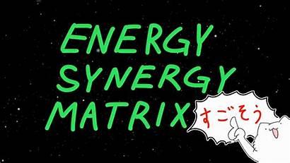 Energy Synergy Matrix Bga