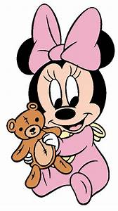 Baby Minnie Mouse Clipart | Clipart Panda - Free Clipart ...