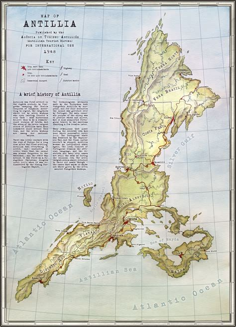 deviantART Alternate History Maps