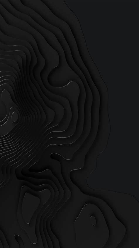 dark geometric wallpapers pack