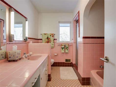 pink bathroom  trend     carsten